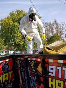 Hazmat cleanup in Fresno, CA