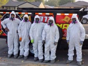 Crime Scene Cleanup Team serving Stockton, CA