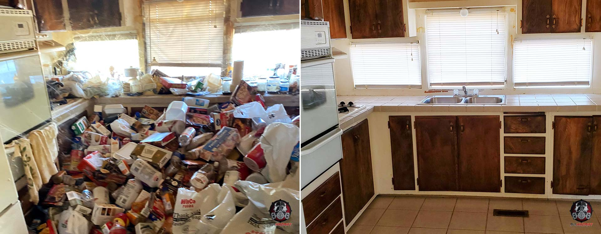 Hoarder Cleanup in San Francisco, Oakland & Palo Alto, CA and Surrounding Cities