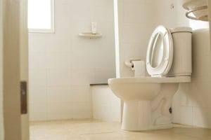 Bio-hazard clean up completed in San Francisco bathroom